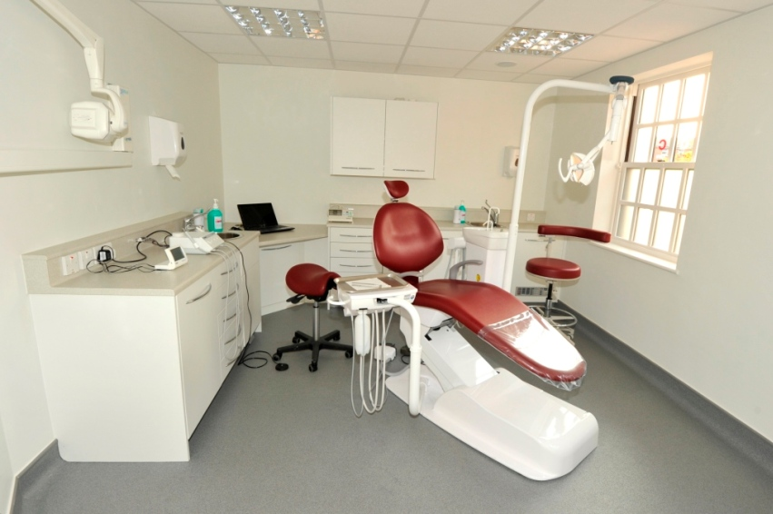 Ground floor surgery at Newent Dental Care